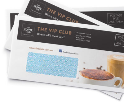The Coffee Club - Postage Optimiser Program - Colourwise